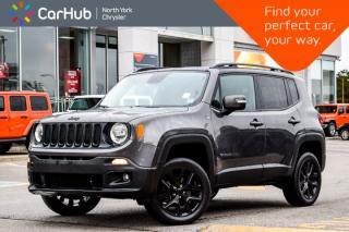 Used 2016 Jeep Renegade North|Key-Less.Customr-Preferd.Pkgs|Navi|Backup_Cam|Sat.Radio| for sale in Thornhill, ON