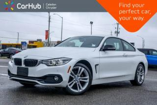 Used 2018 BMW 4 Series 430i xDrive|Navi|Sunroof|Bluetooth|Heated Front Seats|18