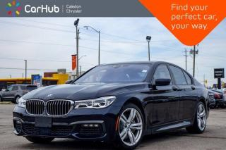 Used 2016 BMW 7 Series 750i xDrive AWD Navi Pano Sunroof Backup Cam Bluetooth Blind Spot Leather 20