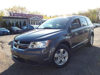 Used 2013 Dodge Journey SE for sale in Oshawa, ON