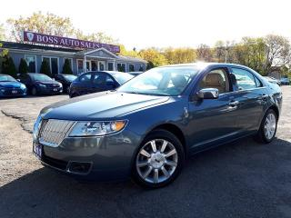 Used 2011 Lincoln MKZ AWD for sale in Oshawa, ON