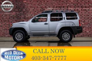 Used 2014 Nissan Xterra 4X4 SPORT for sale in Red Deer, AB