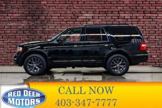 Used 2017 Ford Expedition AWD Limited Leather Roof Nav BCam for sale in Red Deer, AB