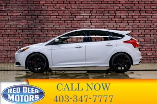 Used 2014 Ford Focus ST Manual Leather Roof Nav for sale in Red Deer, AB