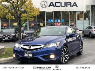 Used 2016 Acura ILX A-SPEC for sale in Markham, ON