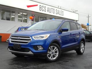Used 2017 Ford Escape SE for sale in Vancouver, BC