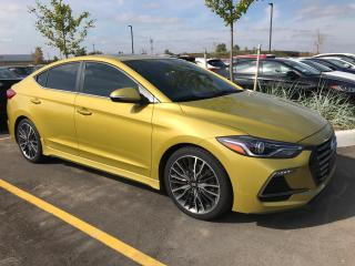 Used 2018 Hyundai Elantra for sale in London, ON