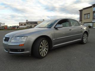 Used 2005 Audi A8 Berline 4 portes 4,2 L quattro boîte de for sale in Mirabel, QC