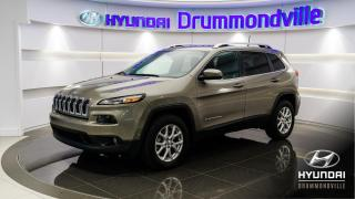 Used 2017 Jeep Cherokee NORTH + GARANTIE + 4WD + MAGS + WOW !! for sale in Drummondville, QC