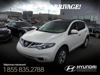 Used 2013 Nissan Murano SV + AWD + TOIT PANO + BOSE + MAGS + CAM for sale in Drummondville, QC