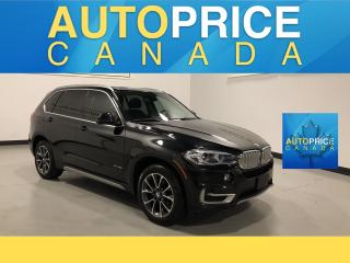 Used 2016 BMW X5 xDrive35i NAVIGATION|PANOROOF|LEATHER for sale in Mississauga, ON