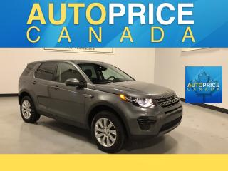 Used 2016 Land Rover Discovery Sport SE 7PASS|NAVIGATION|PANOROOF|LEATHER for sale in Mississauga, ON