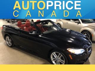 Used 2016 BMW 2-Series 228 i xDrive M-SPORT PKG NAVIGATION for sale in Mississauga, ON