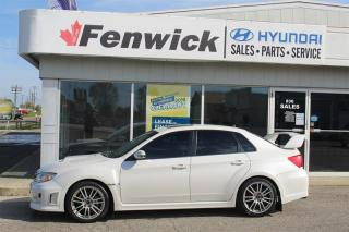Used 2013 Subaru WRX STI 4Dr 6sp for sale in Sarnia, ON