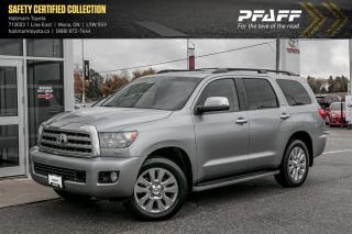 Used 2011 Toyota Sequoia Platinum 5.7L 6A for sale in Orangeville, ON