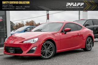 Used 2016 Scion FR-S at for sale in Orangeville, ON
