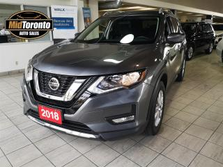 Used 2018 Nissan Rogue SV | AWD | PANORAMIC SUNROOF | EXCELLENT CONDITION for sale in North York, ON