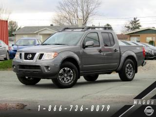Used 2019 Nissan Frontier PRO-4X + NAVI + TOIT + CAMÉRA! for sale in Magog, QC