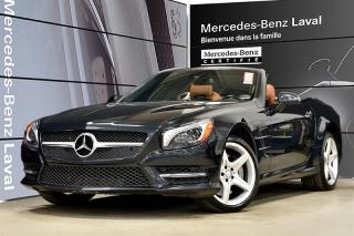 Used 2014 Mercedes-Benz SL 550 Roadster for sale in Laval, QC