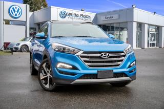 Used 2017 Hyundai Tucson Limited *LEATHER* *HUGE SUNROOF* *NAVIGATION* *BLUETOOTH* *HEATED SEATS* *BACK UP CAM* for sale in Surrey, BC