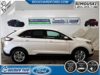 Used 2016 Ford Edge SEL 4x4 BAS KILOMÉTRAGE for sale in Rimouski, QC