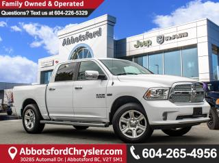 Used 2015 RAM 1500 Longhorn *LOCALLY DRIVEN* for sale in Abbotsford, BC