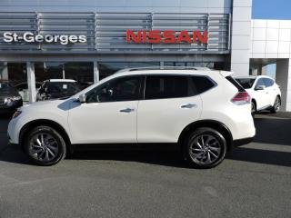 Used 2015 Nissan Rogue Traction intégrale 4 portes SL for sale in St-Georges, QC