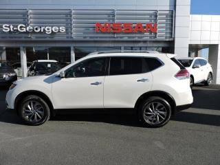Used 2015 Nissan Rogue SL Premium 4RM (Caméra 360°, Toit, Cuir) for sale in St-Georges, QC