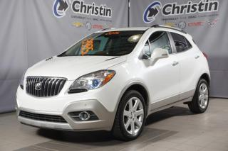 Used 2015 Buick Encore CXL PREMIUM AWD CUIR SUNROOF NAVIGATION for sale in Montréal, QC
