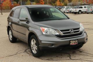 Used 2011 Honda CR-V EX NO Accidents | Sunroof | Leather for sale in Waterloo, ON