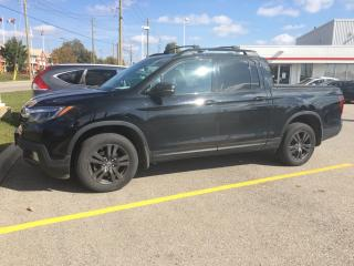 Used 2017 Honda Ridgeline Sport Reverse Assist Camera, Bluetooth and More! for sale in Waterloo, ON