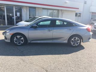 Used 2016 Honda Civic LX Reverse Assist Camera, Bluetooth and More! for sale in Waterloo, ON