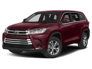Used 2019 Toyota Highlander LE for sale in Fredericton, NB