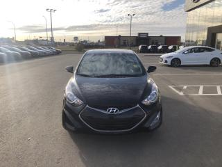 Used 2013 Hyundai Elantra GLS for sale in Lloydminster, SK