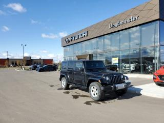 Used 2015 Jeep Wrangler Unlimited Sahara for sale in Lloydminster, SK