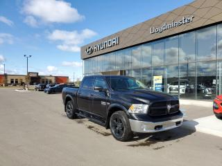 Used 2017 RAM 1500 SLT for sale in Lloydminster, SK
