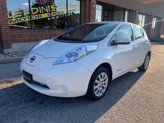 Used 2015 Nissan Leaf S for sale in Woodbridge, ON