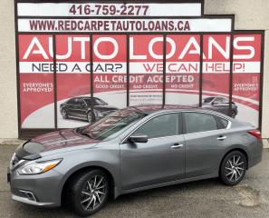 Used 2016 Nissan Altima 2.5 S S-ALL CREDIT ACCEPTED for sale in Scarborough, ON