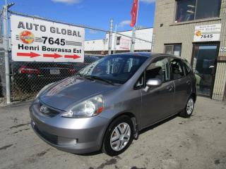 Used 2008 Honda Fit Hayon 5 portes, boîte automatique, DX for sale in Montréal, QC