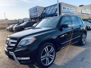 Used 2014 Mercedes-Benz GLK-Class LANE ASSIST|BLIND SPOT|NAVI|CAMERA|ALLOYS for sale in Concord, ON
