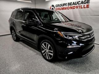 Used 2016 Honda Pilot Touring for sale in Drummondville, QC