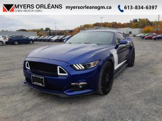 Used 2015 Ford Mustang ECOBOOST PREMIUM  Roush ! for sale in Orleans, ON