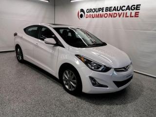 Used 2016 Hyundai Elantra GLS for sale in Drummondville, QC