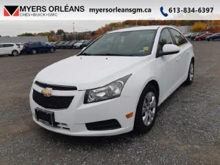 Used 2013 Chevrolet Cruze LT Turbo for sale in Orleans, ON