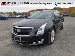 Used 2016 Cadillac XTS Luxury  LUXURY AWD!! for sale in Orleans, ON