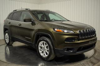 Used 2016 Jeep Cherokee NORTH AWD V6 A/C MAGS TOIT PANO CAMERA D for sale in St-Hubert, QC