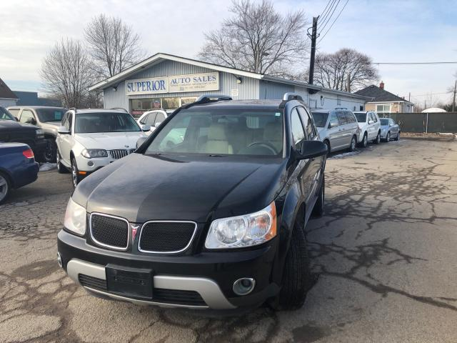 2007 Pontiac Torrent SE