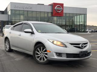 Used 2011 Mazda MAZDA6 GS-V6 AS-IS UNFIT for sale in Midland, ON