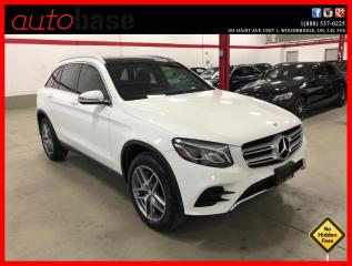 Used 2017 Mercedes-Benz GL-Class GLC300 4MATIC PREMIUM SPORT LED GLC 300 for sale in Vaughan, ON