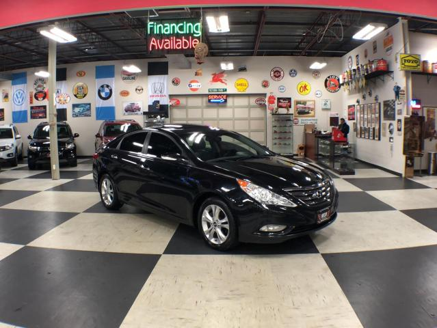2011 Hyundai Sonata 2.0L LIMITED AUT0 LEATHER SUNROOF